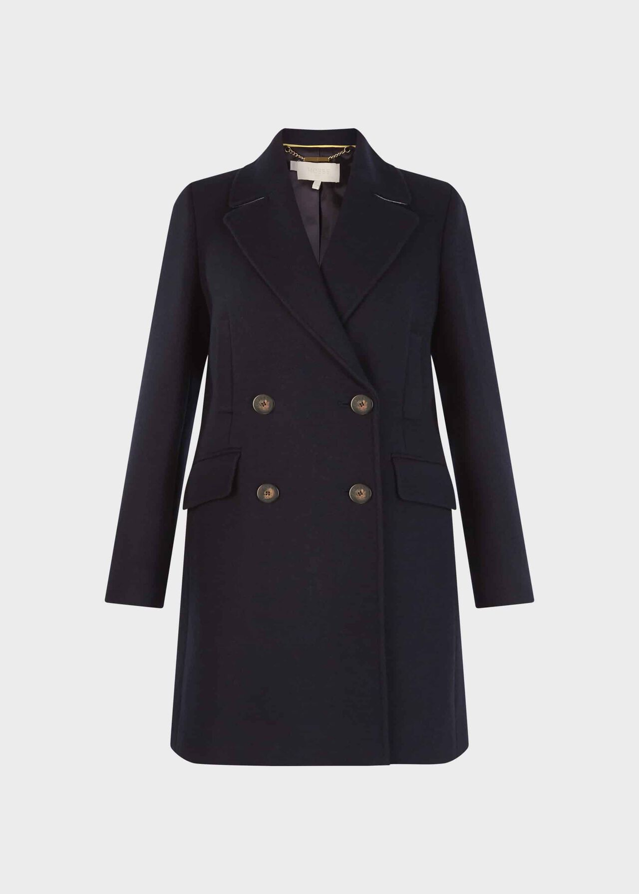 Andie Coat Navy