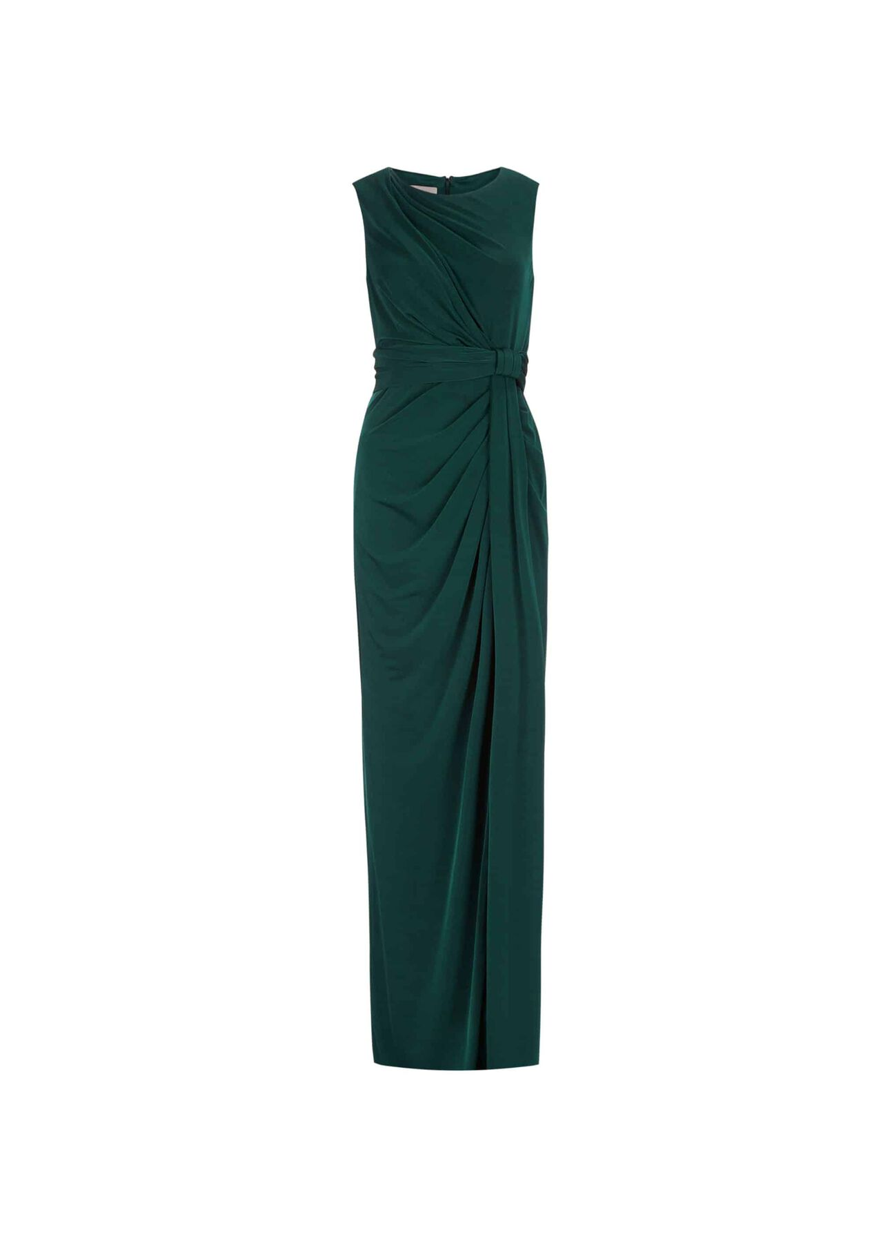 Mia Maxi Dress Bottle Green