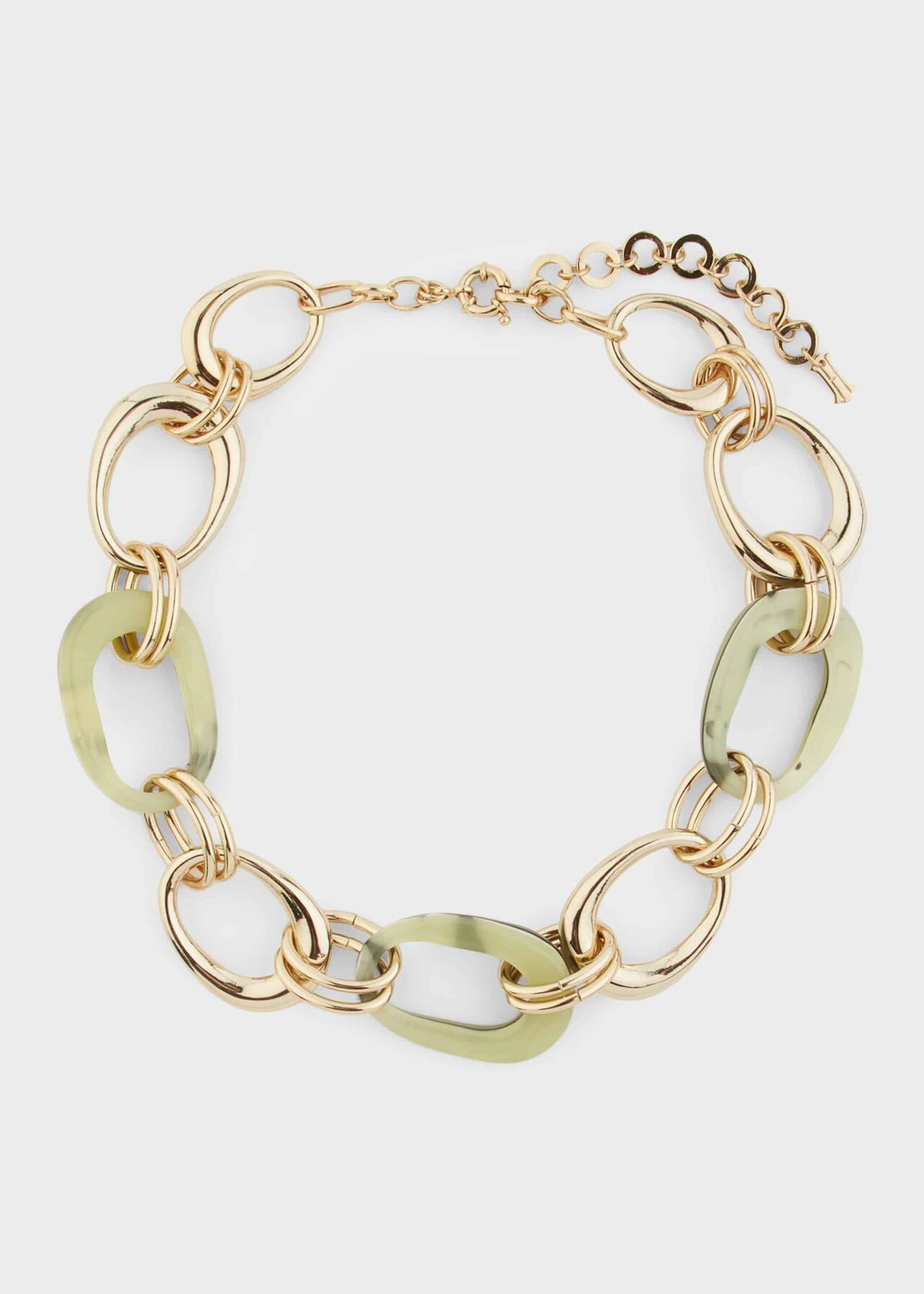 Molly Necklace, Green Multi, hi-res