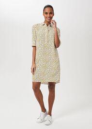 Marciella Tunic Dress, Pistachio, hi-res