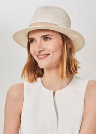 Isla Straw Hat , Neutral, hi-res