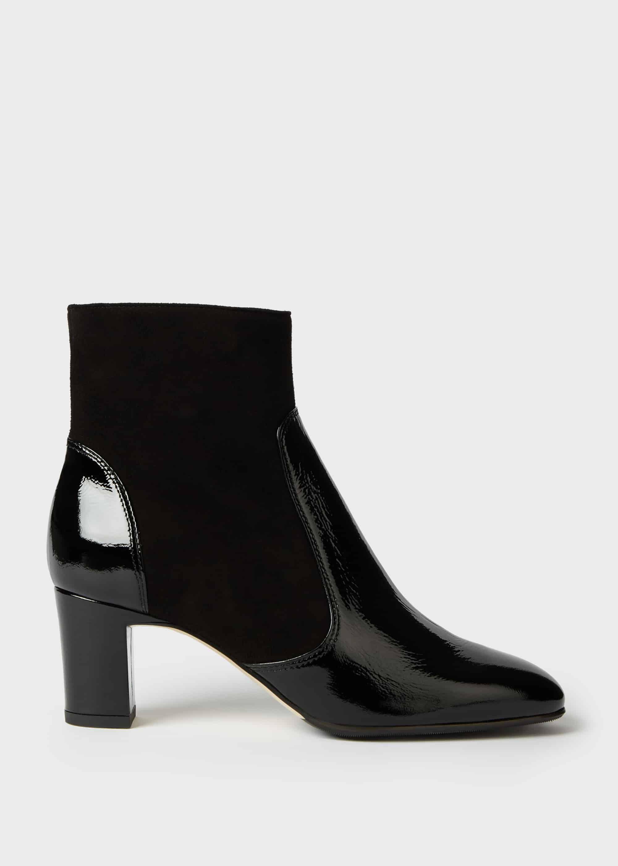 Patricia Zip Boot   Hobbs