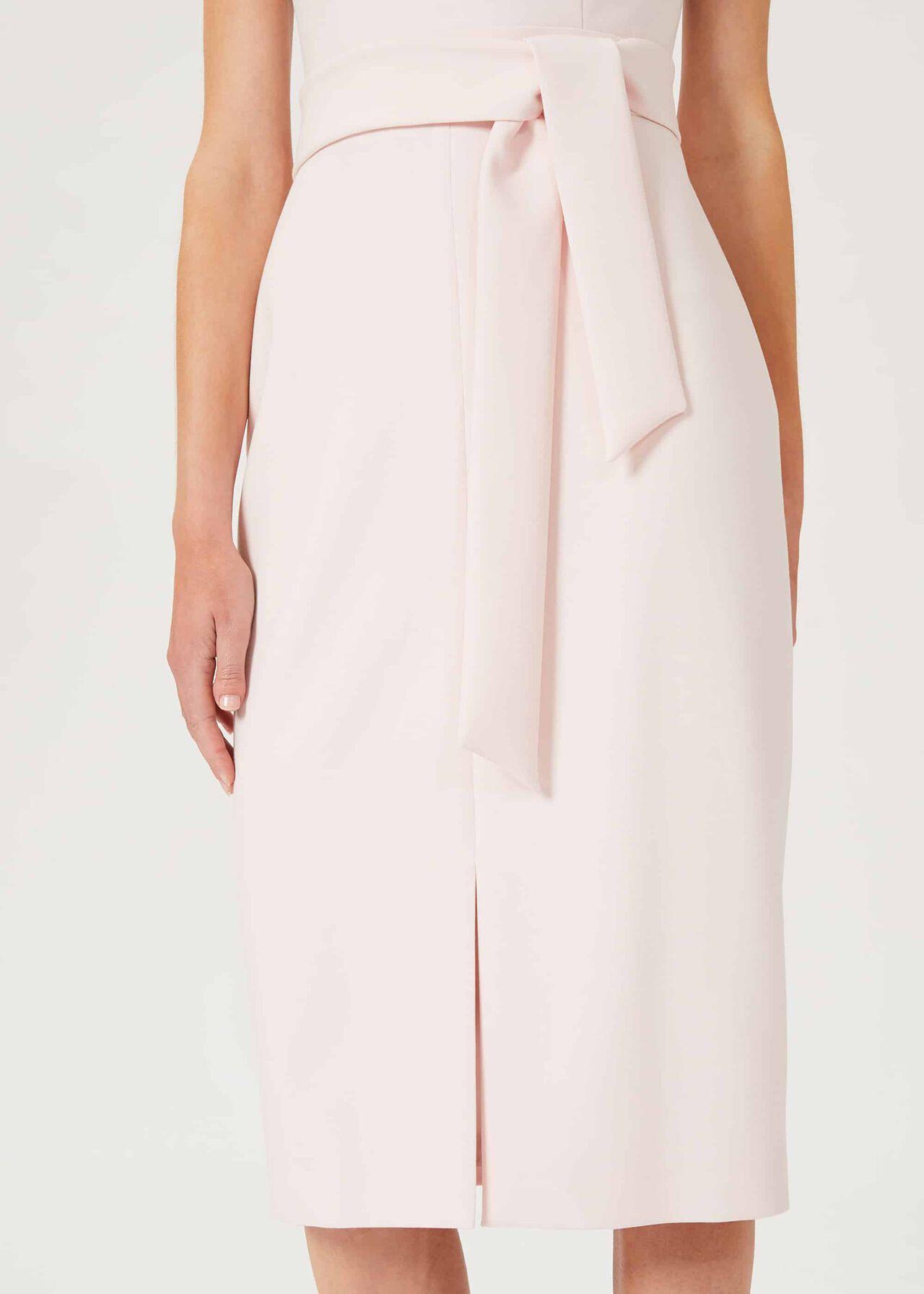 Kaia Shift Dress, Icy Pink, hi-res