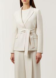 Eloise Jacket, Ivory, hi-res