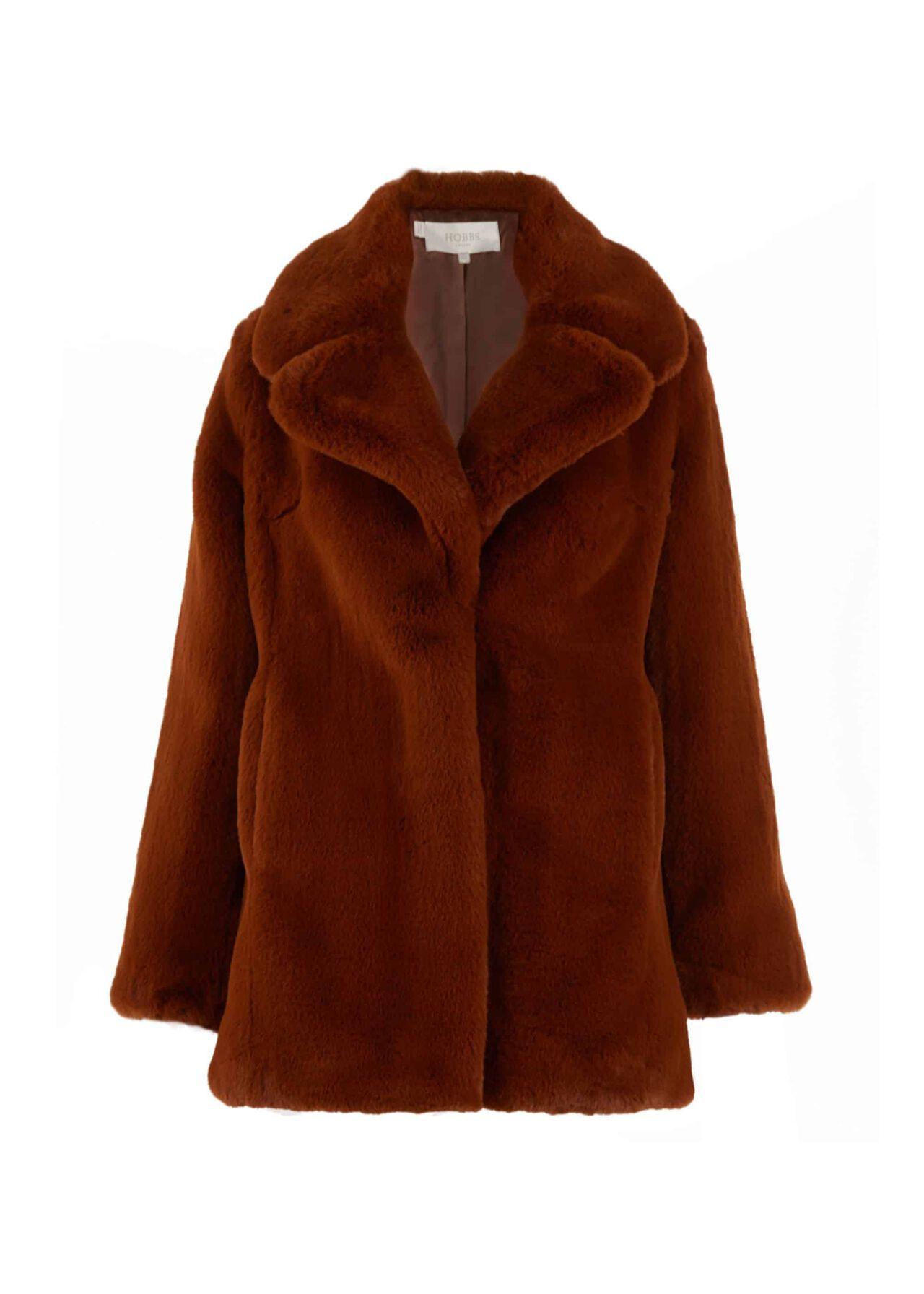 Bethany Coat Toffee