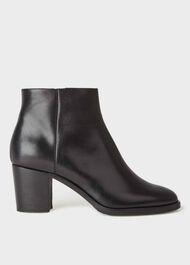 Blake Ankle Boot, Black, hi-res