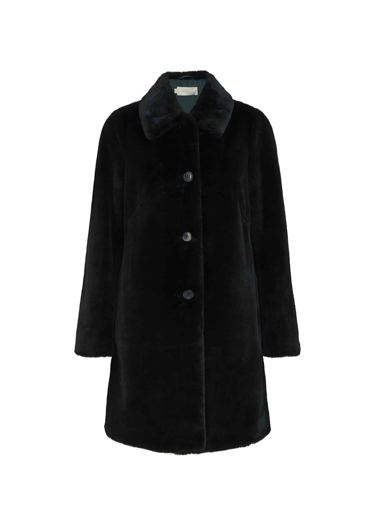 Carron Coat Pine Green