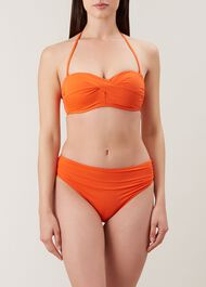 Amelia Bikini Top, Mango Orange, hi-res