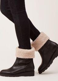 Bloomsbury Boot, Black, hi-res