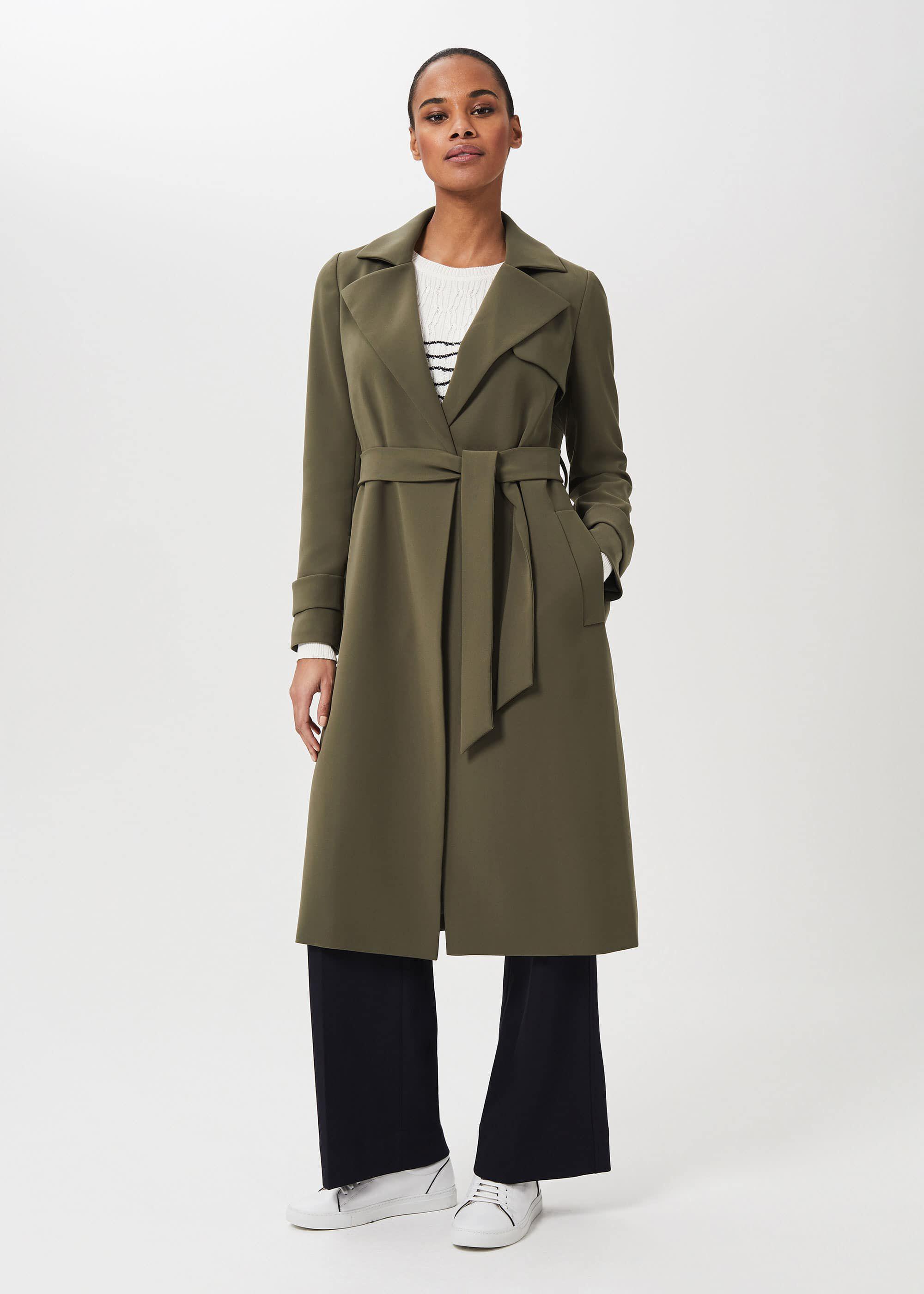 Serena Wrap Coat