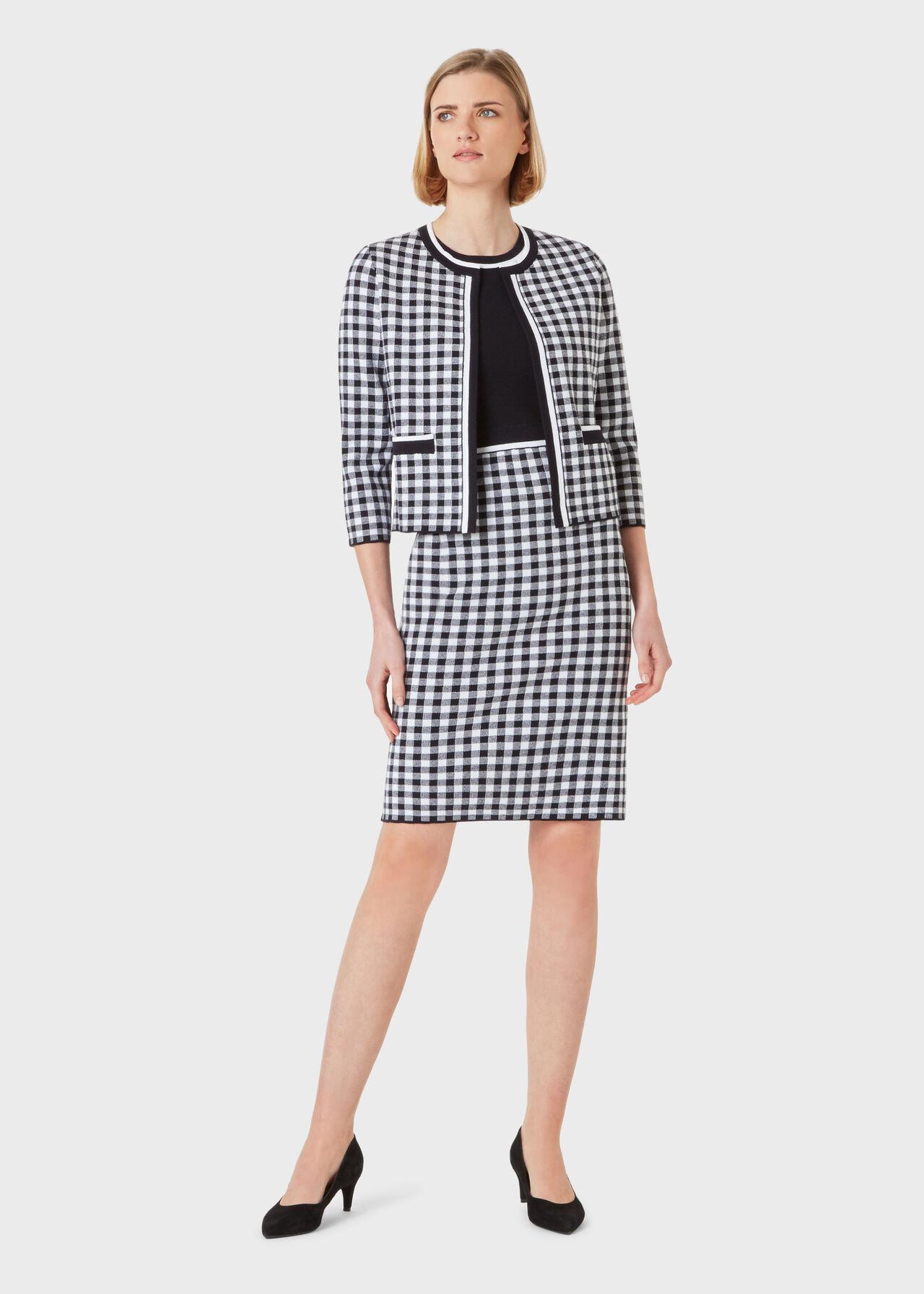 Saffie Co-ord Knitted Dress Suit, , hi-res