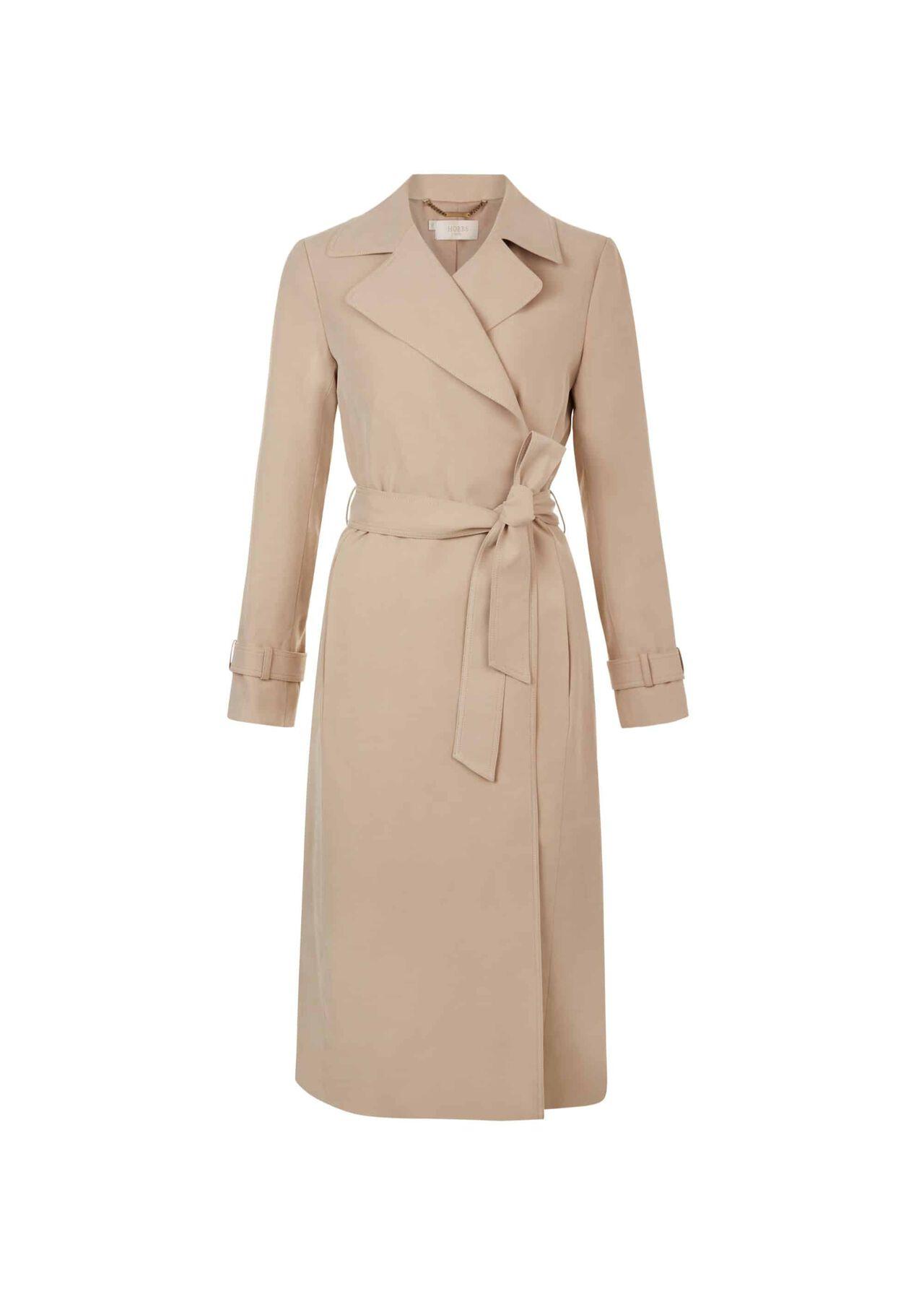 Allie Trench Coat Neutral