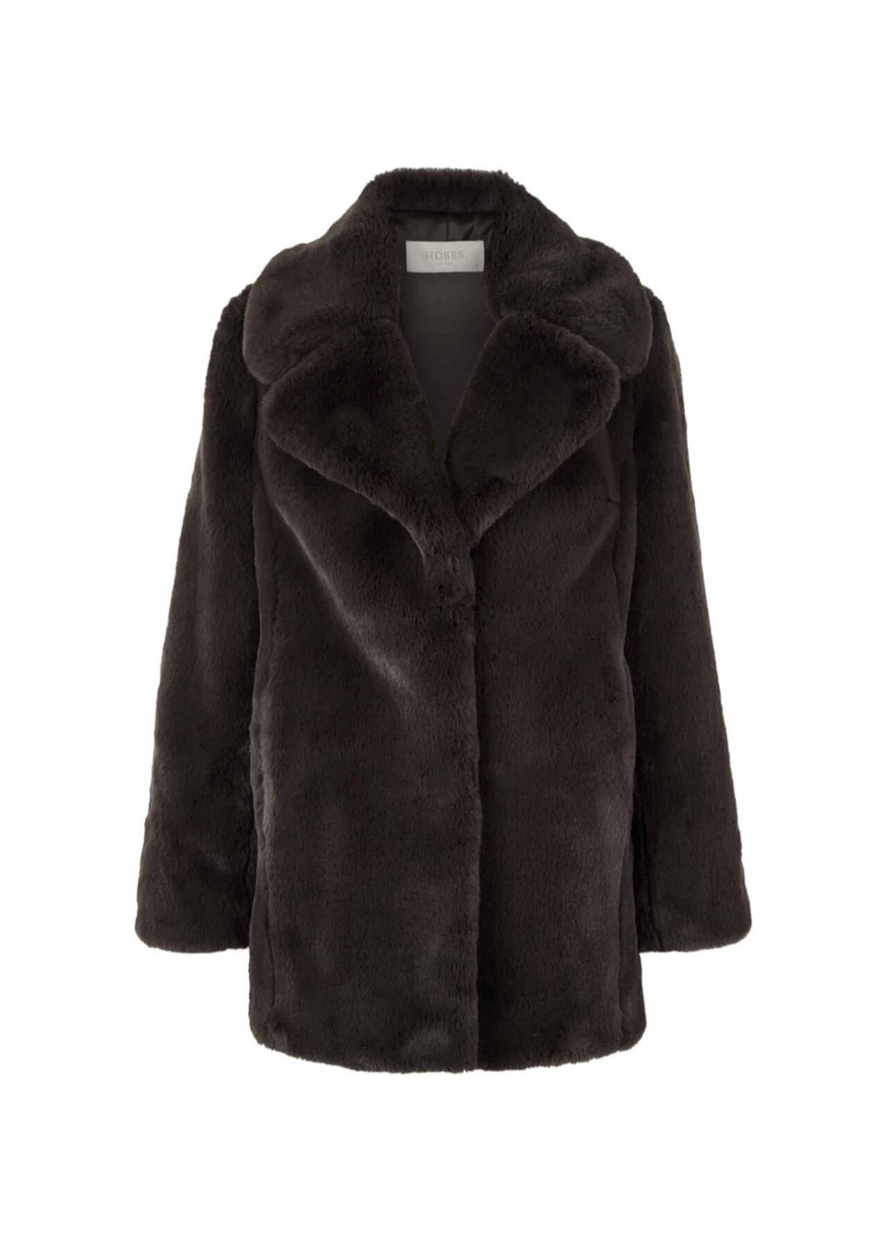 Bethany Coat Charcoal