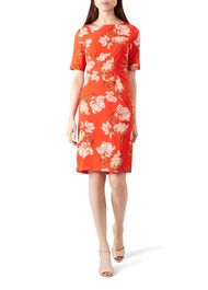 Stellie Dress, Red Multi, hi-res