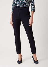 Kirsty trousers, Navy, hi-res