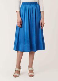 Cammy Skirt, Sapphire Blue, hi-res