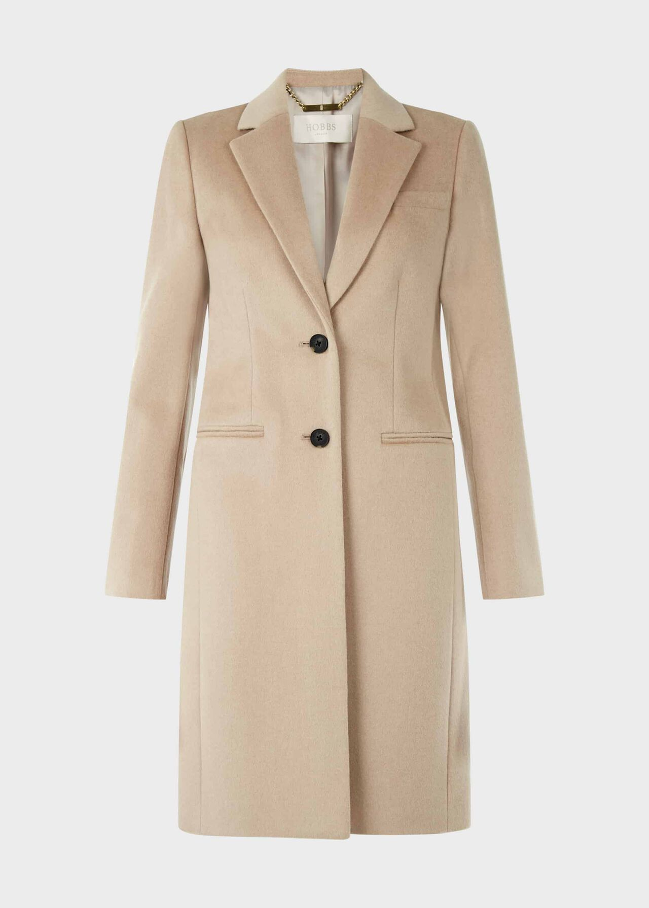 Tilda Wool Coat Pottery
