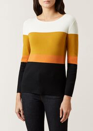 Alice Sweater, Black Multi, hi-res