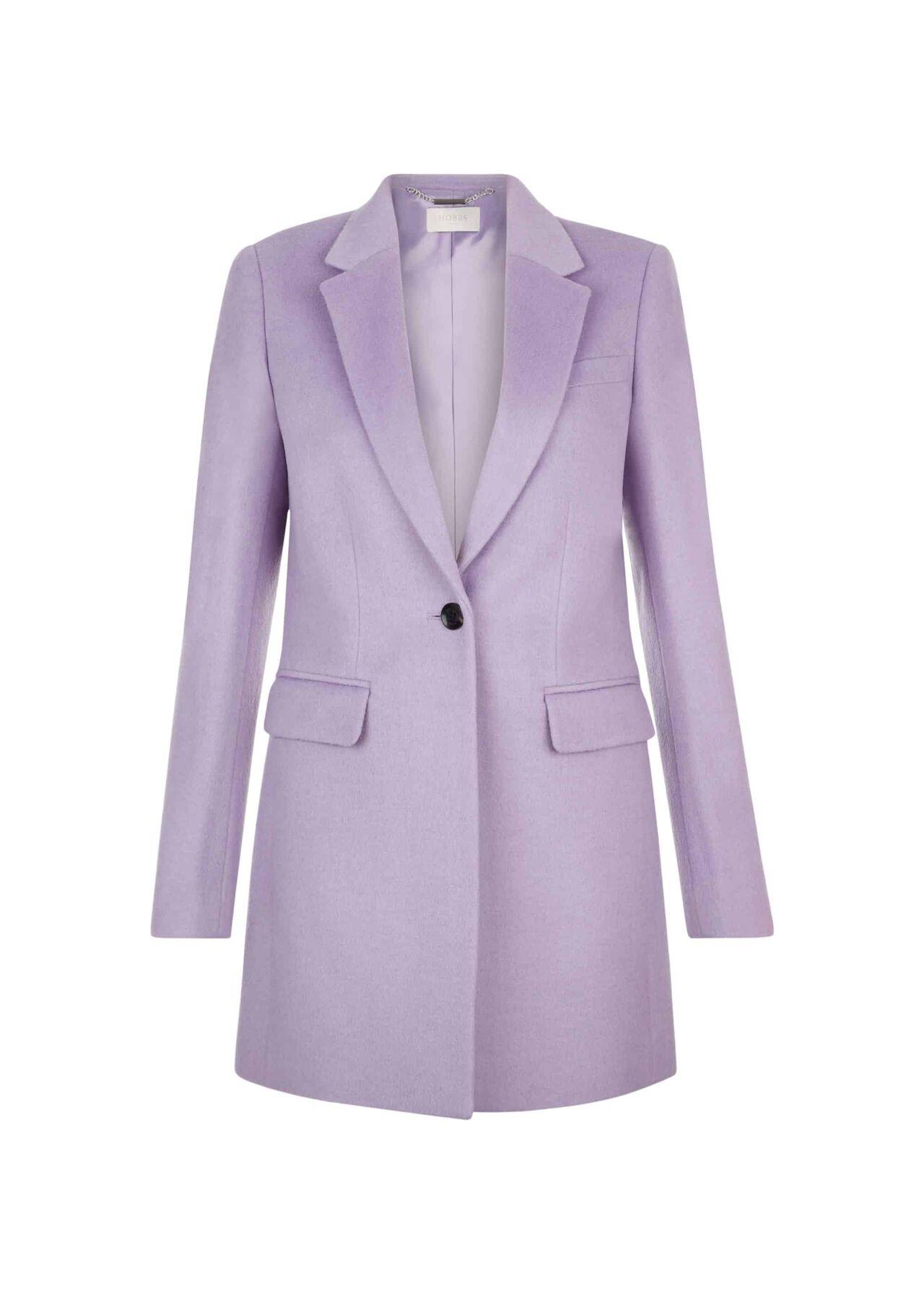 Tia Coat Lilac