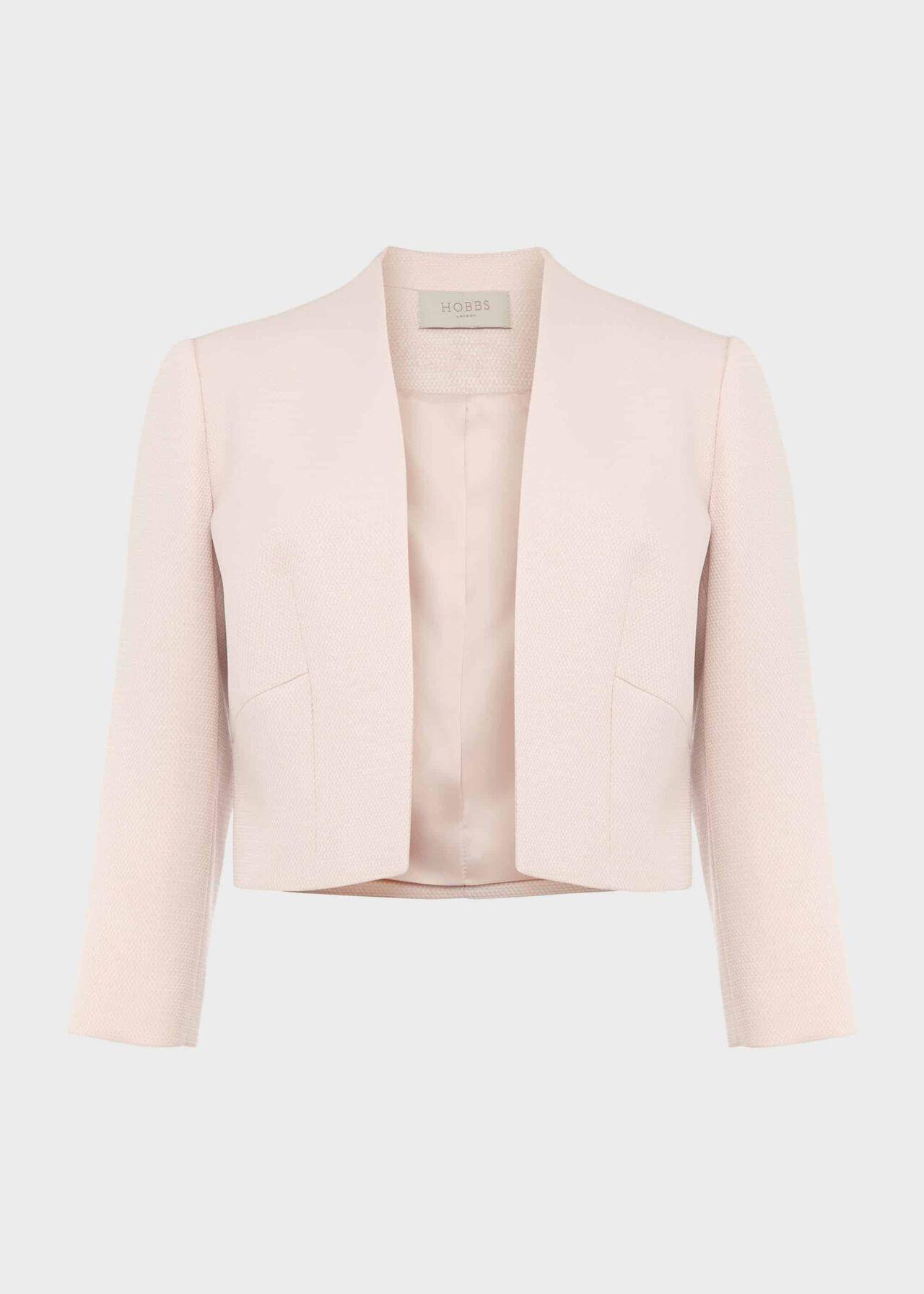 Emily Jacket Blush Pink