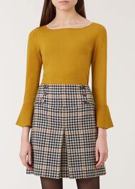 Maria Sweater, Yellow, hi-res