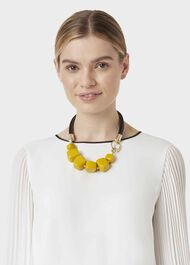 Naomi Necklace, Ochre, hi-res