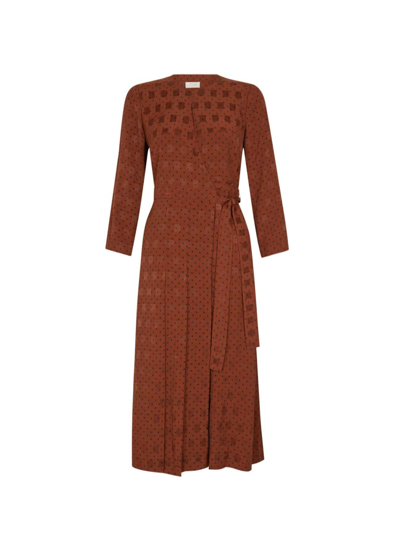 Hazel Dress Caramel