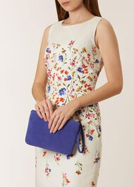 Chelsea Wristlet, Iris Blue, hi-res