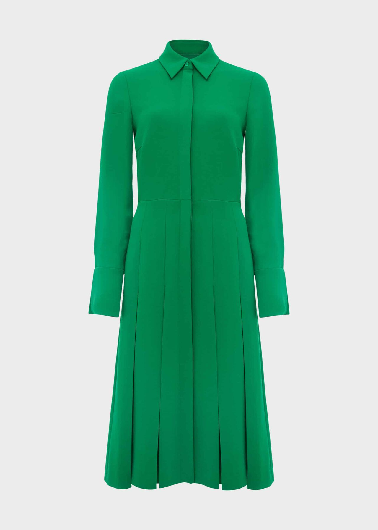 Amalia Dress Emerald Green