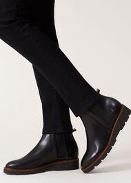 Bloomsbury Chelsea Boot, Black, hi-res