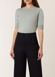 Paula Sweater, Mint, hi-res