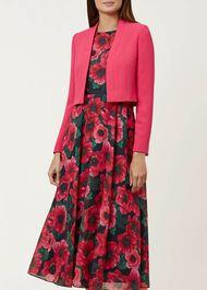 Evadine Jacket, Raspberry Pink, hi-res