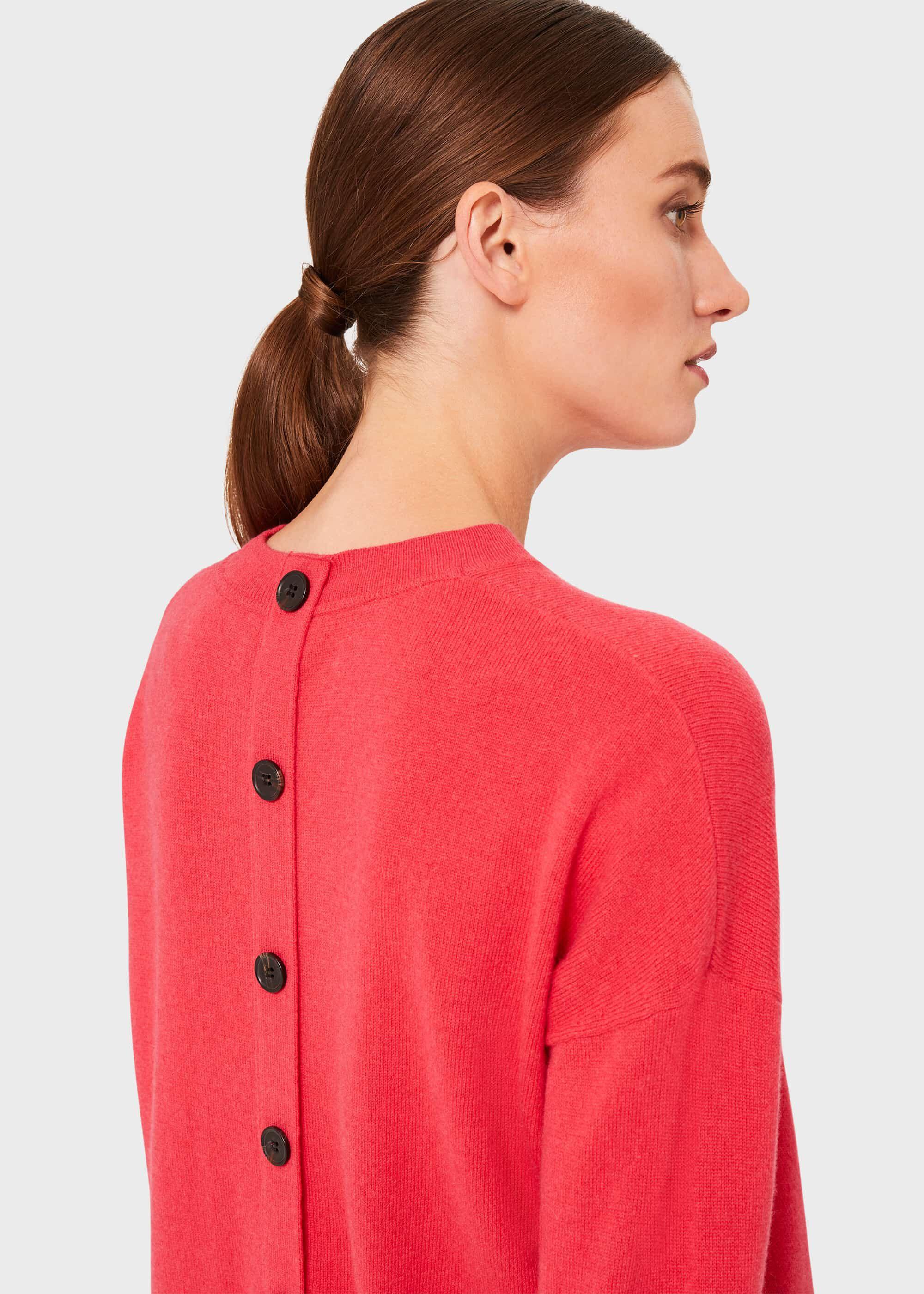 Lydia Wool Cashmere Sweater