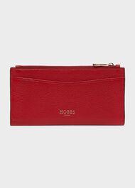 Shetland Wallet, Red, hi-res