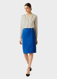 Iana Skirt, Cobalt, hi-res