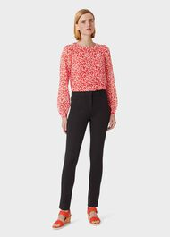 Lea Sculpting Jean With Stretch, Black, hi-res