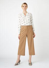 Kira Shirt, Ivory Multi, hi-res