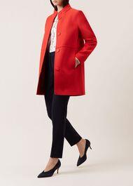 Blair Coat, Chilli Red, hi-res