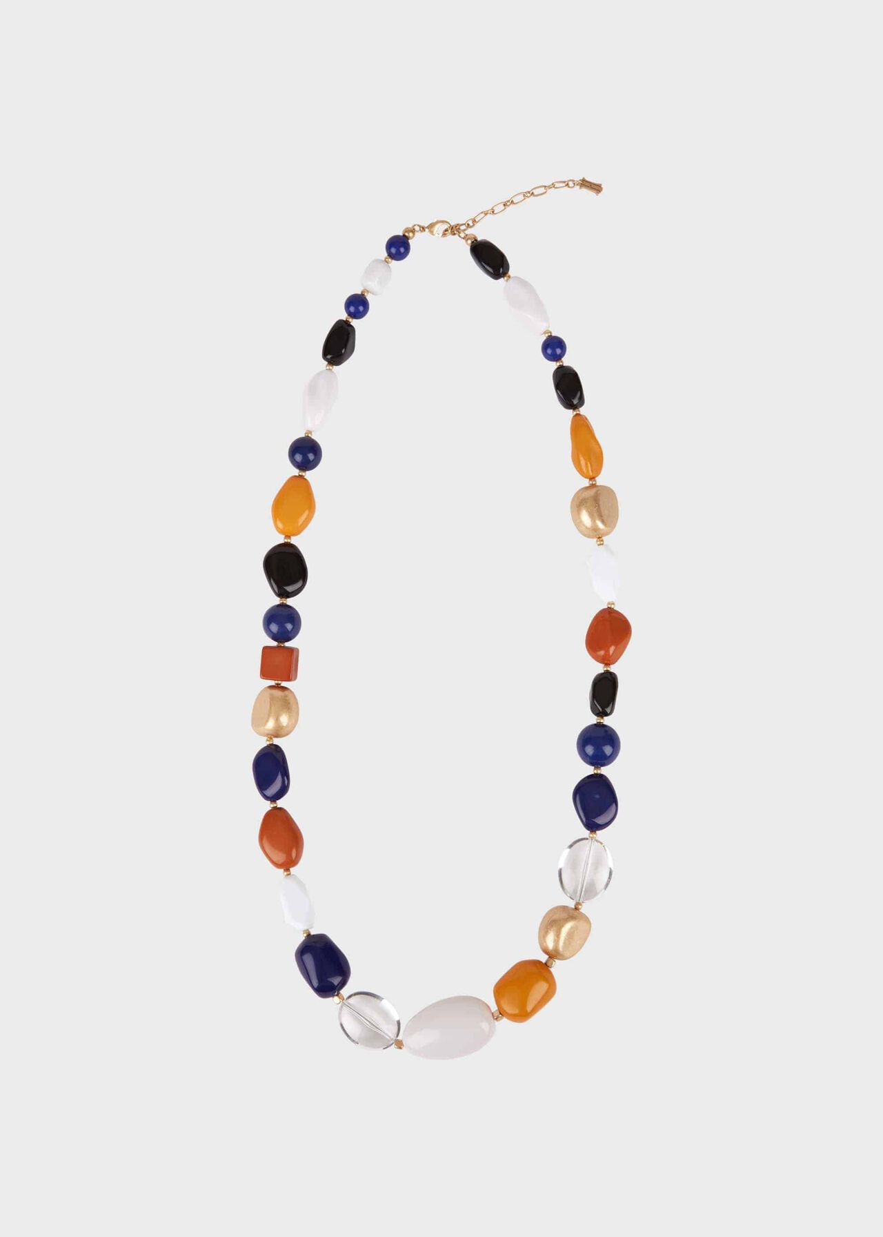Georgie Necklace, Blue Multi, hi-res
