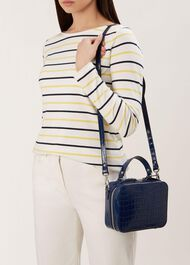 Woodley Bag, Blue, hi-res