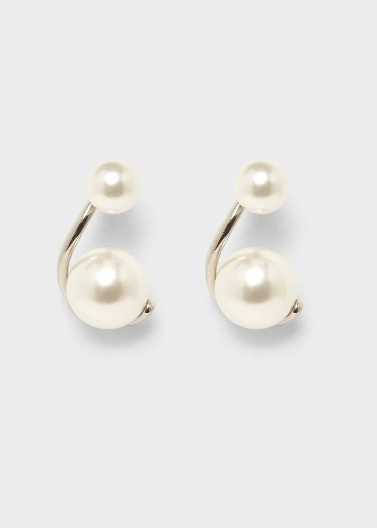 Robyn Earring, Silver, hi-res