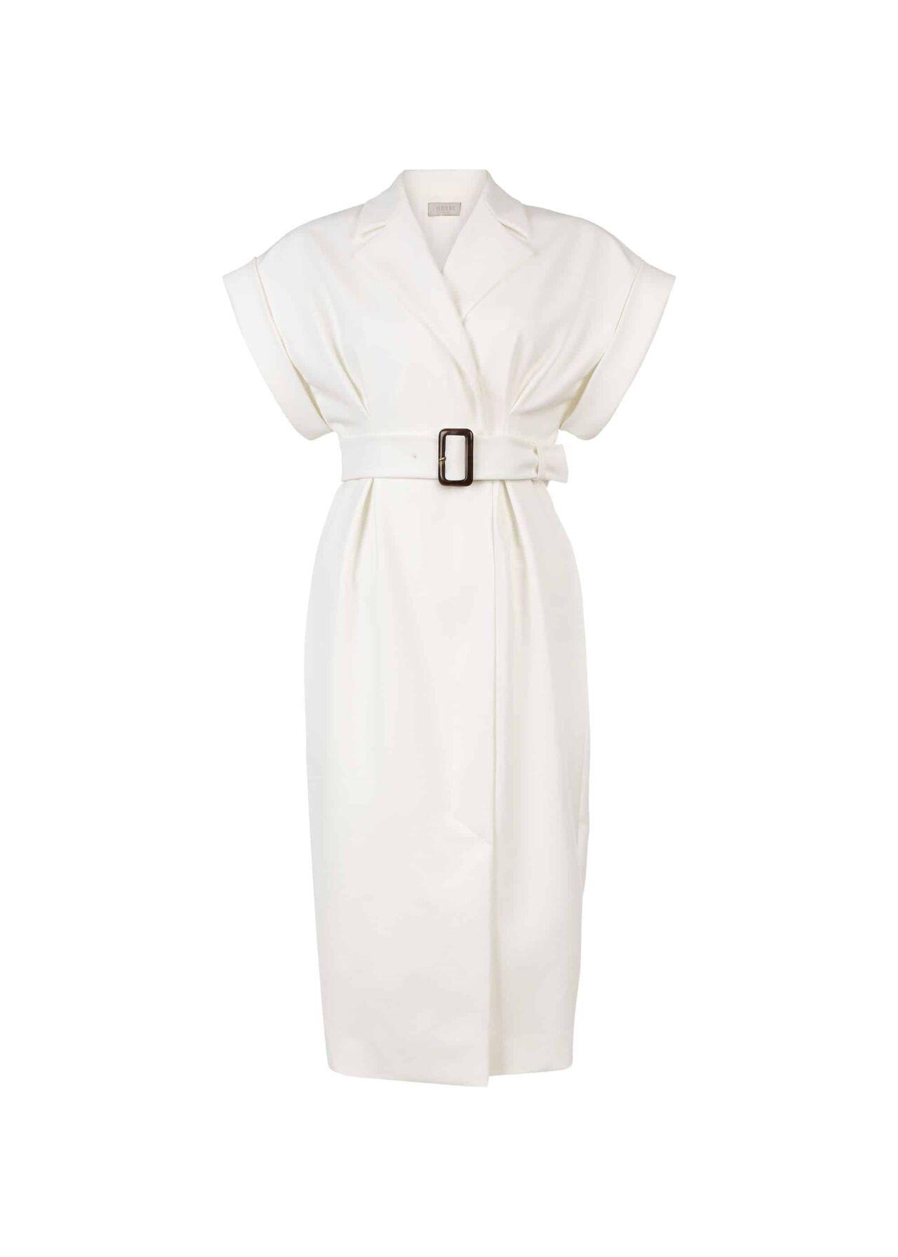 Violette Dress Ivory