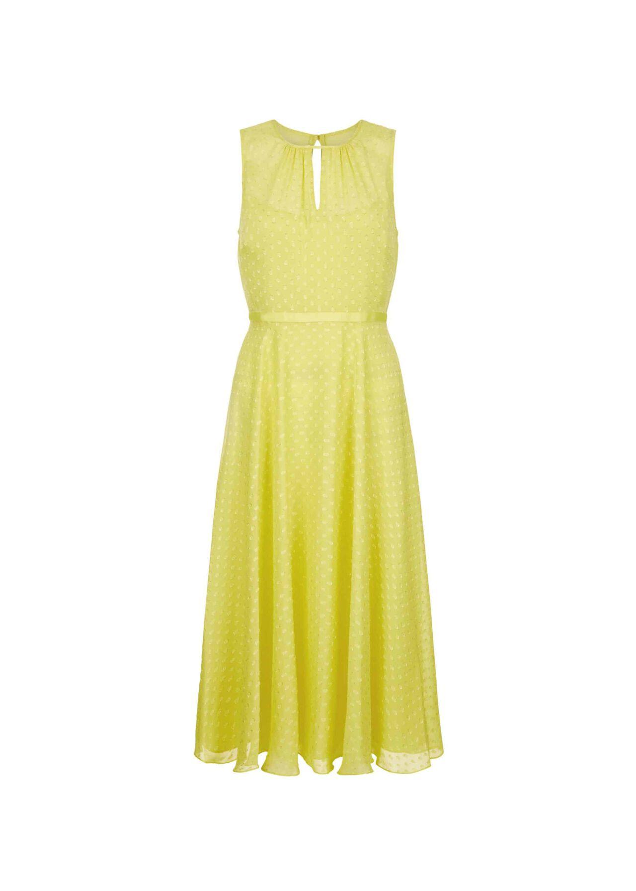 Emma Dress Yellow