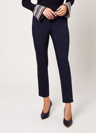 Annie trousers, Navy, hi-res