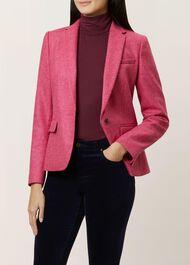 Blake Wool Jacket, Pink, hi-res