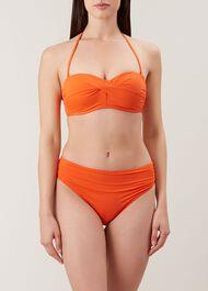 Amelia Bikini Bottom, Mango Orange, hi-res