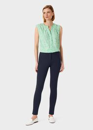 Delany Trouser, Navy, hi-res