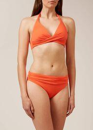 Bella Bikini Top, Sunkissed Ornge, hi-res