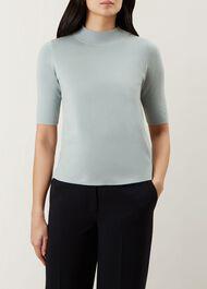 Gillian Sweater, Mint, hi-res