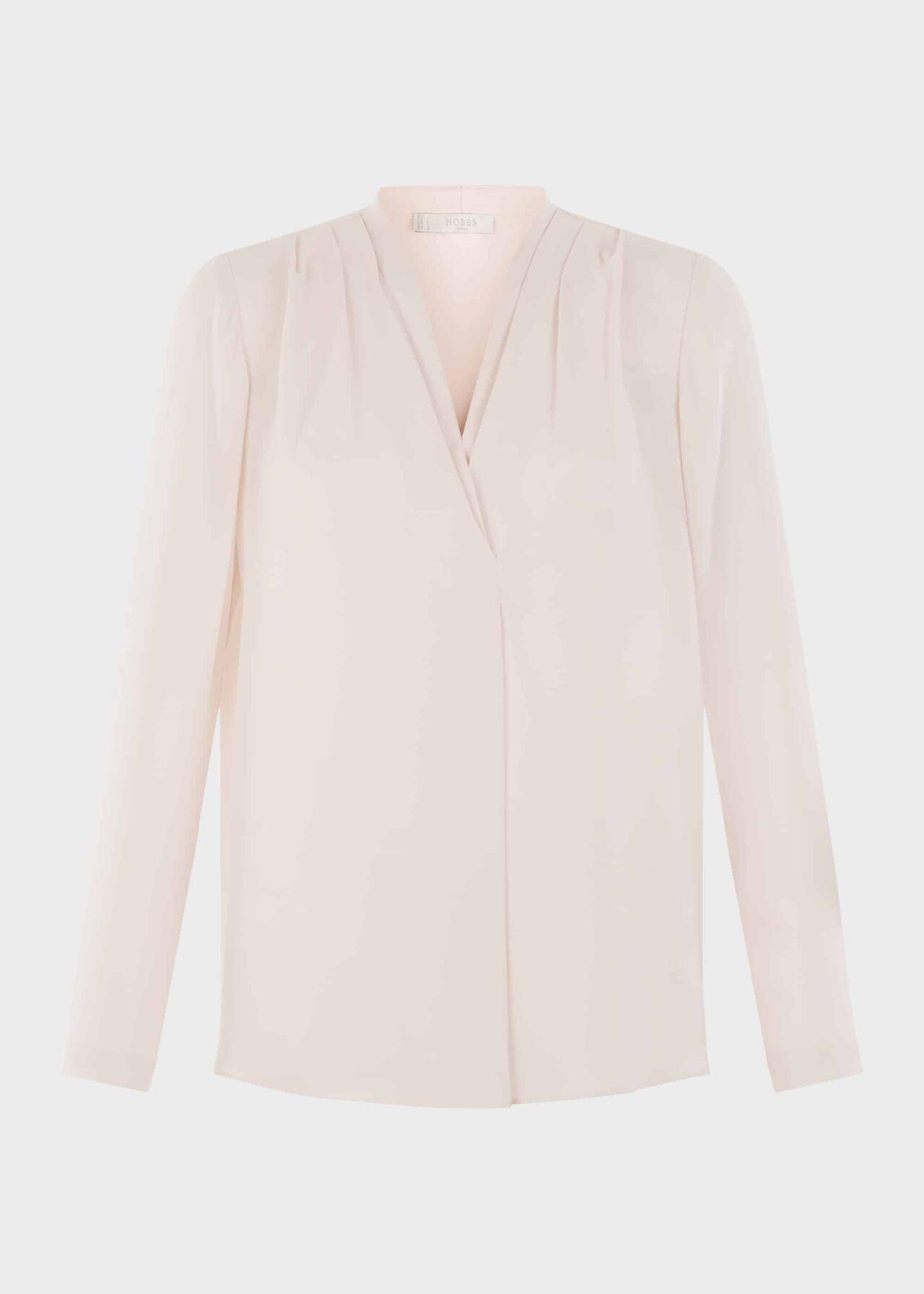 Lavina Blouse Pale Pink